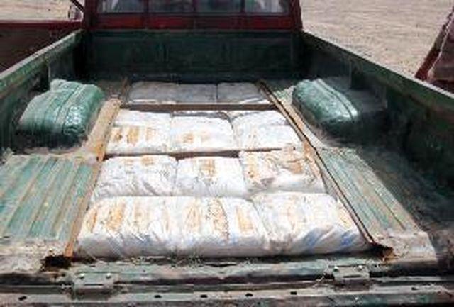 کشف 250 کیلوگرم تریاک از خودروی تویوتا در میرجاوه
