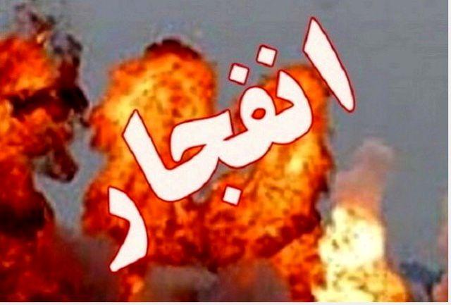 اتوبوس پرسنل شیفت سپاه منفجر شد