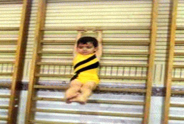 نخستین آزمون استعدادیابی ژیمیناستیک خردسال پسران در شاهرود