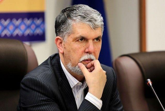 واکنش وزیر ارشاد به تئاتر لاکچری