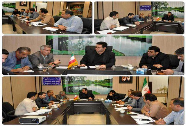 برگزاری جلسه هماهنگی ستاد مدیریت بحران شهرداری صالحیه