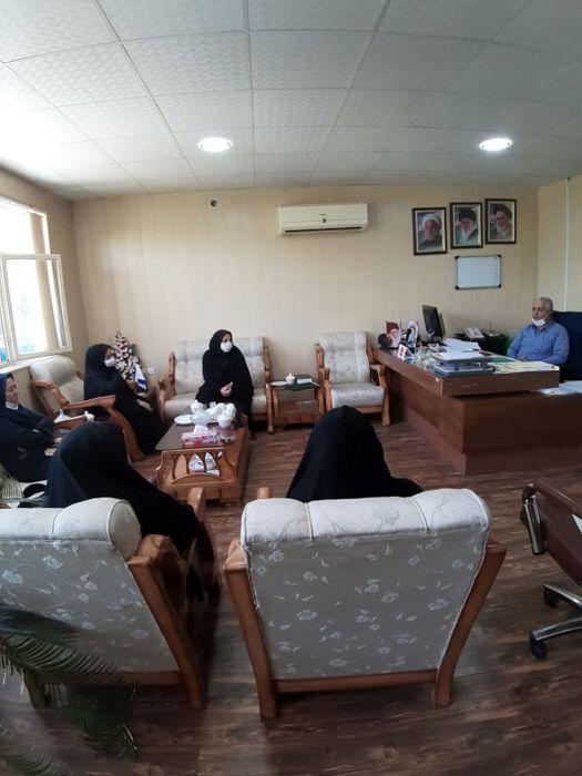 تجلیل از دختران شاغل در استانداری کهگیلویه و بویراحمد