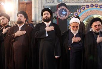 مراسم شب قدر در حرم امام خمینی (ره)