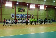 بردهای پیاپی تیم فوتسال بانوان صدف کوهدشت در لیگ  دسته سه کشور