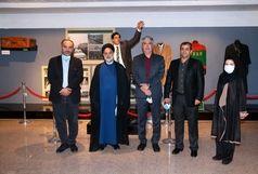 بازدید مدیرکل فرهنگی و تربیتی سازمان زندانها از موزه ملی ورزش