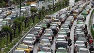 کدام خیابانهای تهران امروز پر ترافیک بودند؟