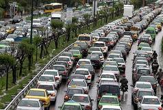 آخرین وضعیت ترافیک در آزادراه کرج-تهران