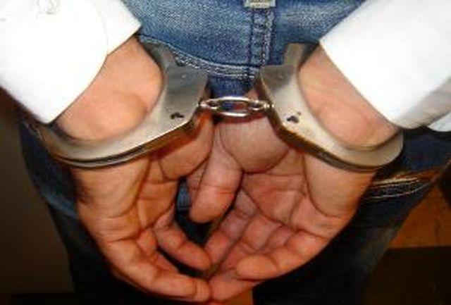 موبایل قاپ محله تهرانپارس دستگیر شد