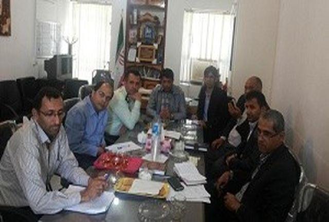 تشکیل شورای حفاظت منابع آب شهرستان پارسیان