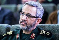 واکنش سردار غیبپرور به حادثه تروریستی میرجاوه