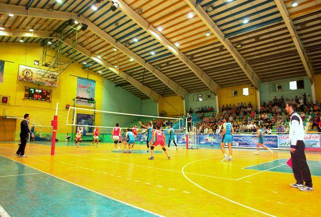 گنبدکاووس میزبان دومین دوره مسابقات والیبال نظام مهندسی کشور