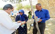 افتتاحیه طرح رایگان بهداشتی دامپزشکی از عید قربان تا عید غدیرخم در دهستانهای مورغم علیشاه ، مورغم سفلی و علیاء شهرستان مارگون