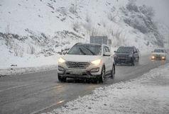امدادرسانی به 585 نفر گرفتار شده در کولاک برف