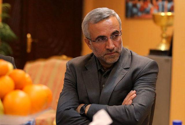 ملاقات با نماینده FIVB و مقامات استانی؛ برنامه روز اول رئیس فدراسیون والیبال در مازندران