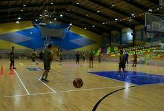 بسکتبالیست های البرزی به دنبال نخستین پیروزی در لیگ یک