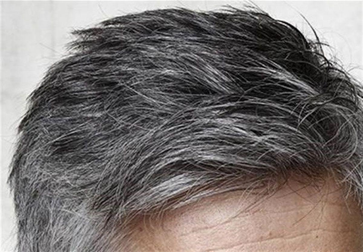 کارهایی که باعث سفید شدن موهایتان میشود