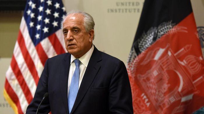 نماینده آمریکا برای مذاکره با طالبان راهی دوحه شد