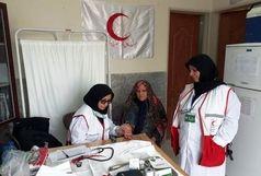 100 بیمار سیروانی ویزیت رایگان شدند
