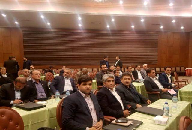 حضور سه نماینده از استان کرمان در دوره توجیهی نمایندگان سازمان لیگ فوتسال