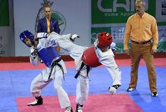 تکواندوکاران نوجوان قم صاحب ۴ مدال برنز شدند