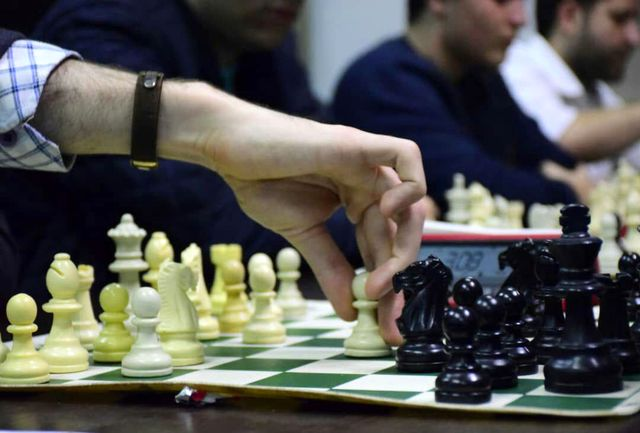 جلالوند قهرمان شطرنج جام فجر شد