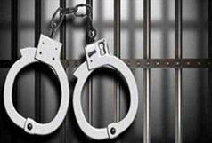 دستگیری سارق حرفه ای محتویات داخل خودرو در زرند