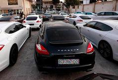 توقیف 5 دستگاه خودروی خارجی میلیاردی در بندرعباس