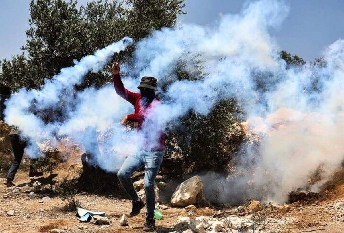 وحشیگری های اسرائیلیها ادامه دار شد!/282 نفر زخمی شدند!