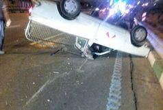 تصادف مرگبار در بزرگراه شهید یاسینی