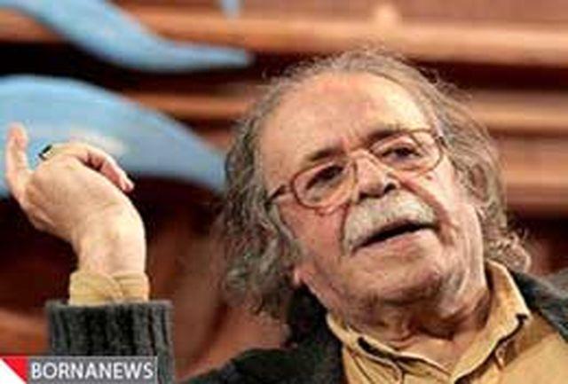 بازگشت محمدعلی کشاورز به تئاتر پس از 32 سال