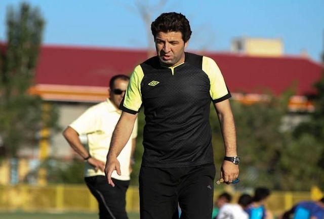حلالی: بعضی از بهترینهای ردههای پایه تهران را در تیمهای پرسپولیس داریم