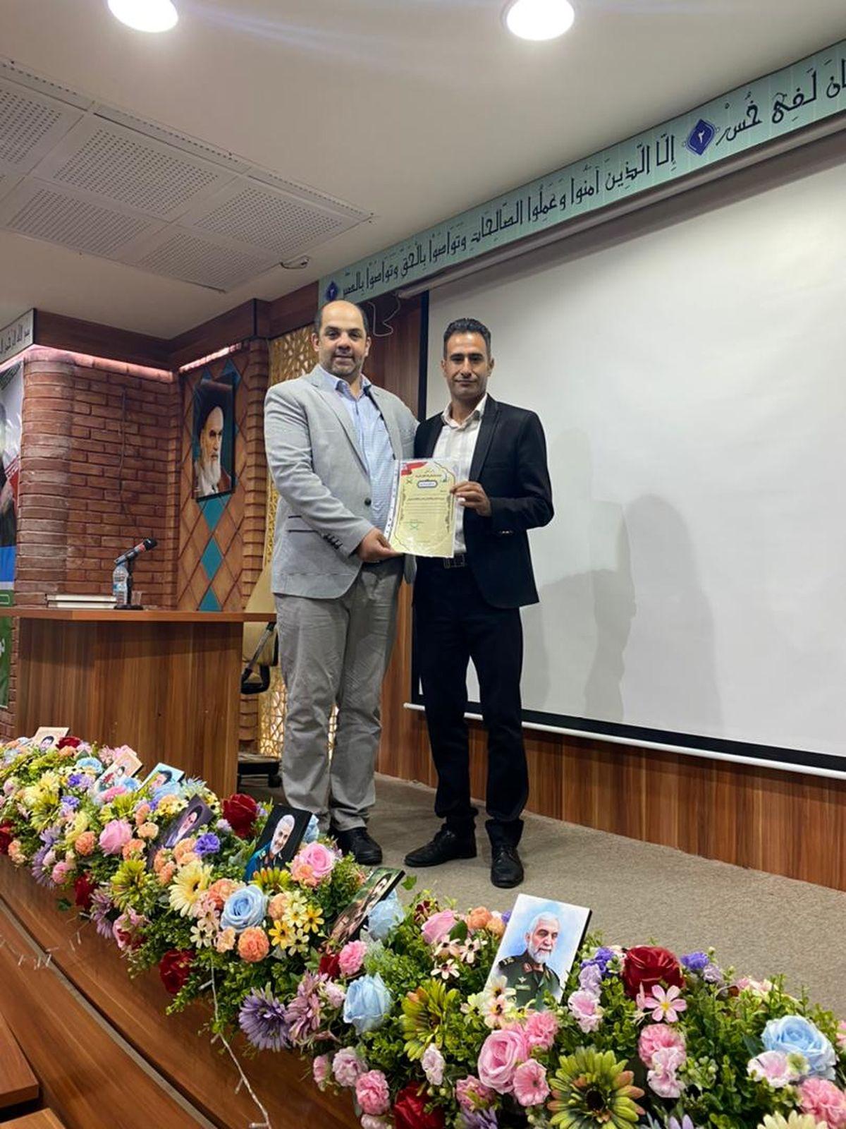 سعید موسوی سیرجانی به عنوان سرپرست کمیته روابط عمومی منصوب شد