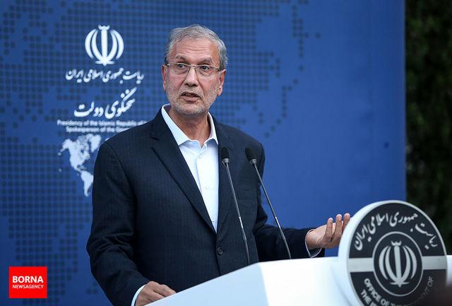 پاسخ ربیعی به دخالت نهادهای دولتی در پرونده نجفی