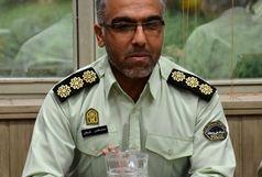 دستگیری سارق سابقه دار در حین سرقت