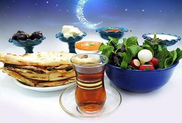 افطار تا سحر چه غذاهایی بخوریم تا فردا تشنه نباشیم ؟