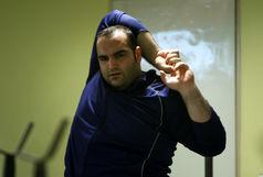 بهداد سلیمی: توجه دکتر روحانی به ورزشکاران قابل تقدیر است/ ببینید
