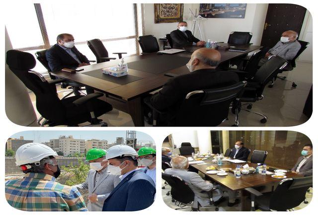 دو مؤسسه اقتصادی پای میز مذاکره برای سرمایه گذاری در استان