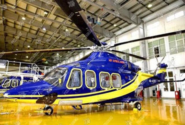 اختصاص یک فروند آمبولانس هوایی به استان ایلام