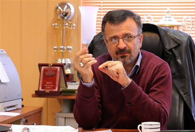 داورزنی: سعید معروف در لیگ جهانی سفیر آب است