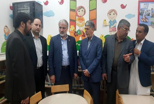 سینما جوان چابهار افتتاح شد