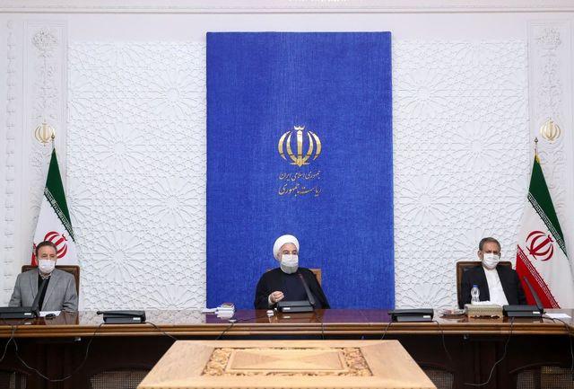 مقاومت ملت ایران در جنگ اقتصادی به ثمر نشسته است/ دولت با حمایت و همکاری مردم اجازه نداد تحریم کنندگان به اهداف شوم خود برسند