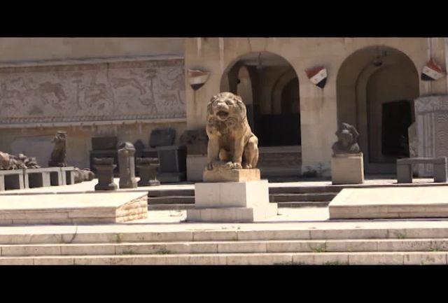 مشهورترین موزه عربی دمشق در «حکایات مدینه»