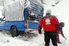 تردد در تمام محورهای زنجان با زنجیر چرخ امکان پذیر است