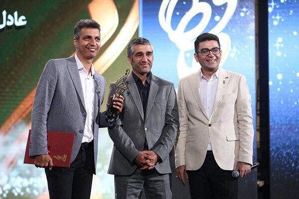 واکنش عادل فردوسی پور به جایزه اش
