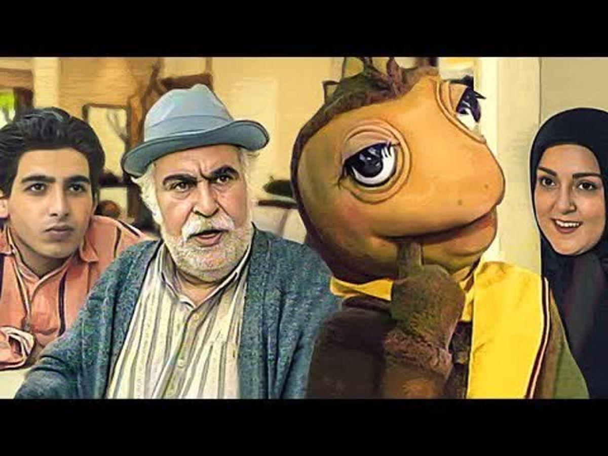 سریال خاطره انگیز «دانی و من» برای کودکان