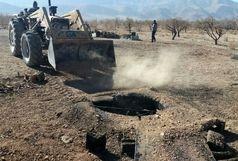 انسداد و پلمب 480 حلقه چاه / برآورد وجود 5000 چاه غیرمجاز در کرمانشاه