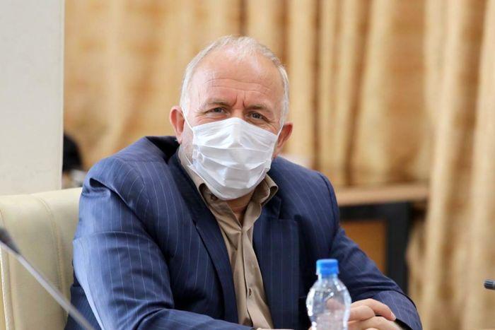 ظرفیت بیمارستانهای استان همدان در حال تکمیل است/مردم اصول بهداشتی را رعایت کنند