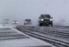 هوای استان قزوین برفی می شود/ احتمال کولاک و یخبندان جاده ها