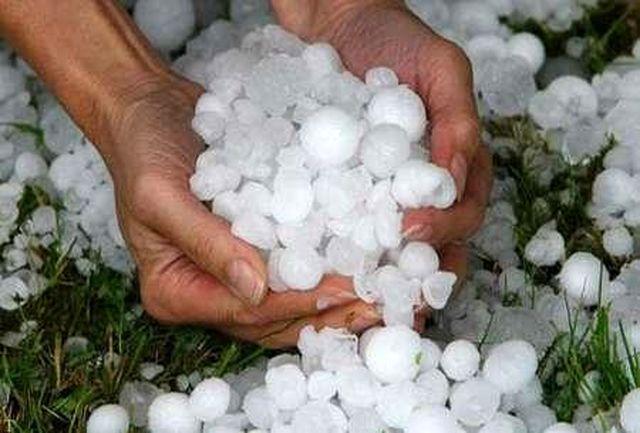 هشدار هواشناسی؛ احتمال بارش تگرگ در مازندران