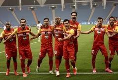 تصاویر دیدار حساس تیم های السد قطر و فولاد ایران